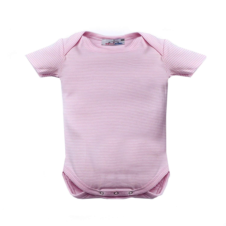Çıtçıtlı Bebek Body