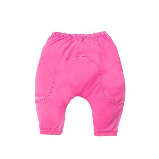 Pembe Bebek Şalvar Pantolon