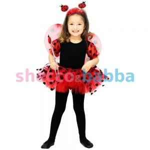 Uğur Böceği Kostümü Bebek ve Çocuk Kostümleri