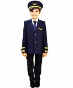 Çocuk Pilot Kostümü