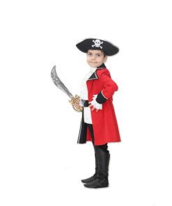 Korsan Kaptan Çocuk Kostümü