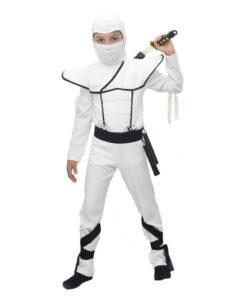 Çocuk Gizli Ninja Kostümü