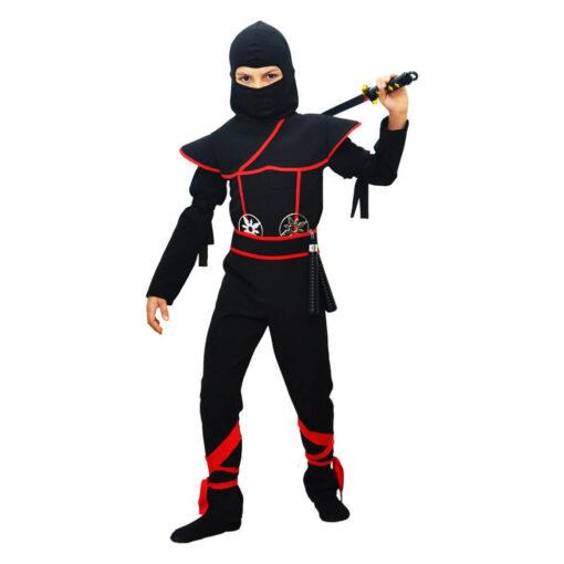Gizli Ninja Çocuk Kostümü