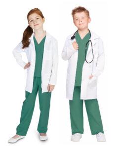Çocuk Doktor Meslek Kostümü