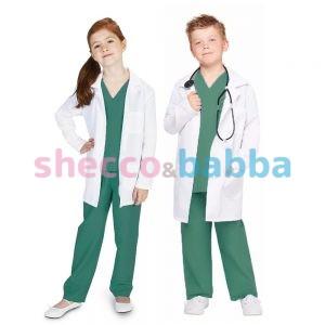 Çocuk Doktor Kostümü