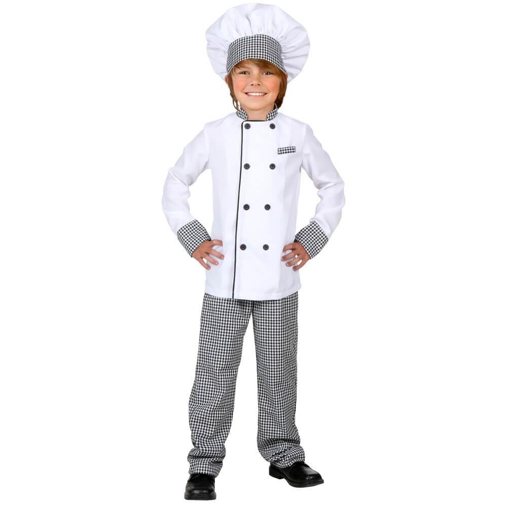 Çocuk Aşçı Kostümü
