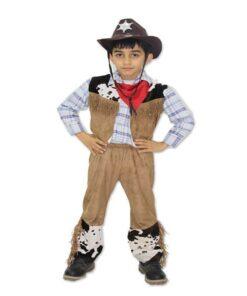 Erkek Çocuk Kovboy Kostümü