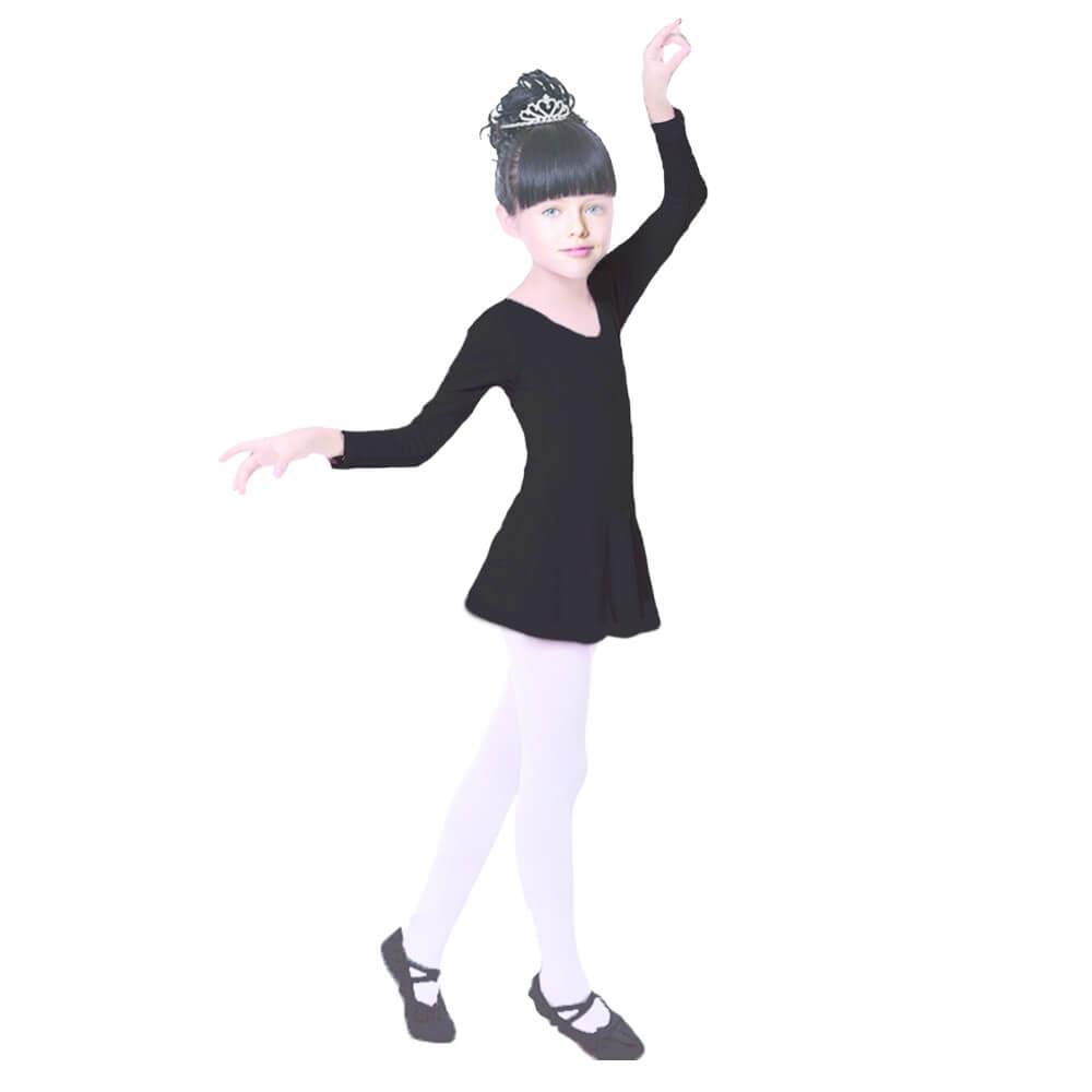 Çocuk Bale Çalışma Kıyafeti
