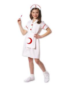 Çocuk Hemşire Kostümü