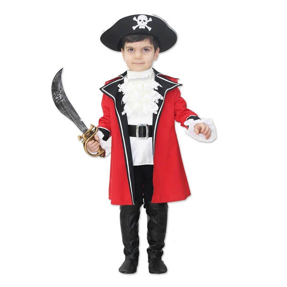 Korsan Kaptan Çocuk Kostümü, Çocuk Kostümleri