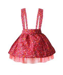 Bebek Elbisesi Kırmızı Tütü