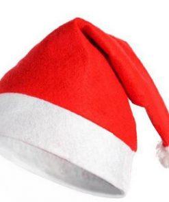 Elyaf Noel Baba Şapkası