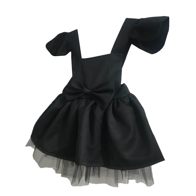 Siyah Bebek Elbisesi