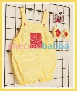 Kız Bebek Tulum
