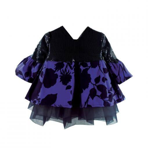 Kız Çocuk Abiye Doğum Günü Elbisesi
