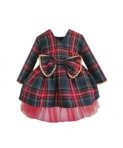 Kız Çocuk Noel Elbise