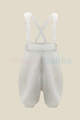 Beyaz Bebek Tulum