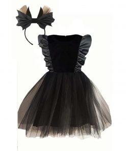 Kız Çocuk Halloween Elbise