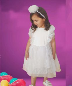 Kız Çocuk Doğum Günü Elbisesi