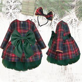 Noel Elbise, Fİyonklu Elbise